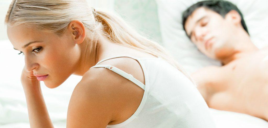 Kadınlar Neden Cinsel İlişkiye Girmek İstemez?