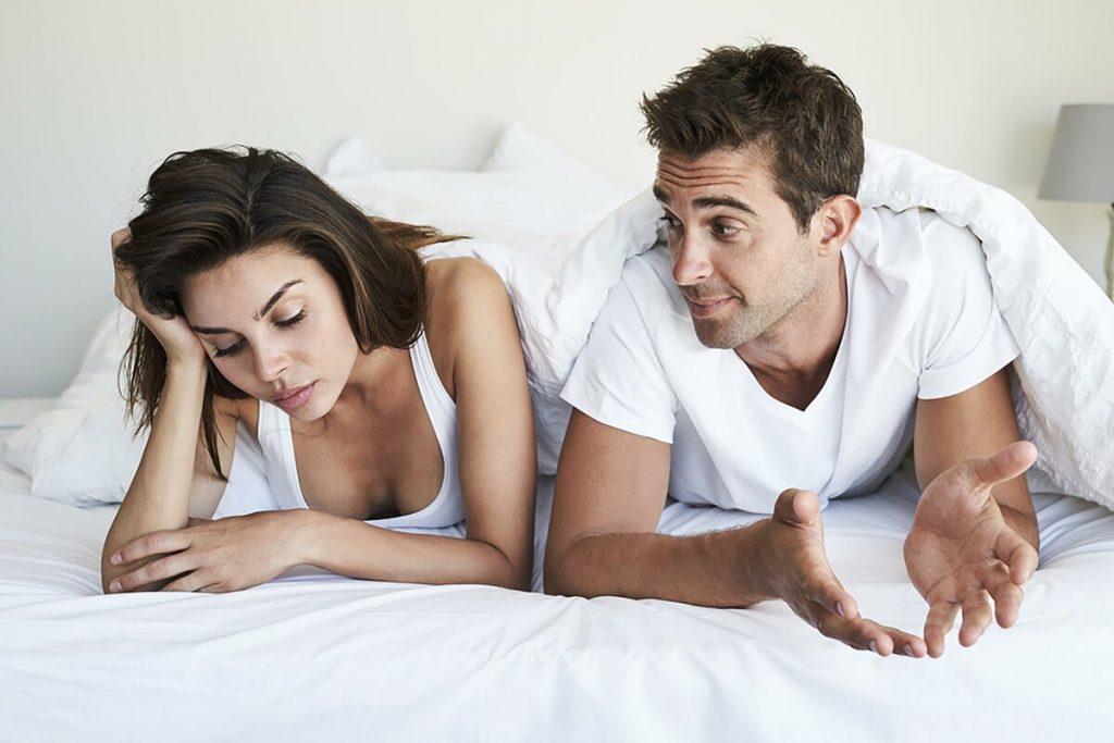 Eşim Cinsel İlişkiye Girmek İstemiyor Nedeni Nedir?