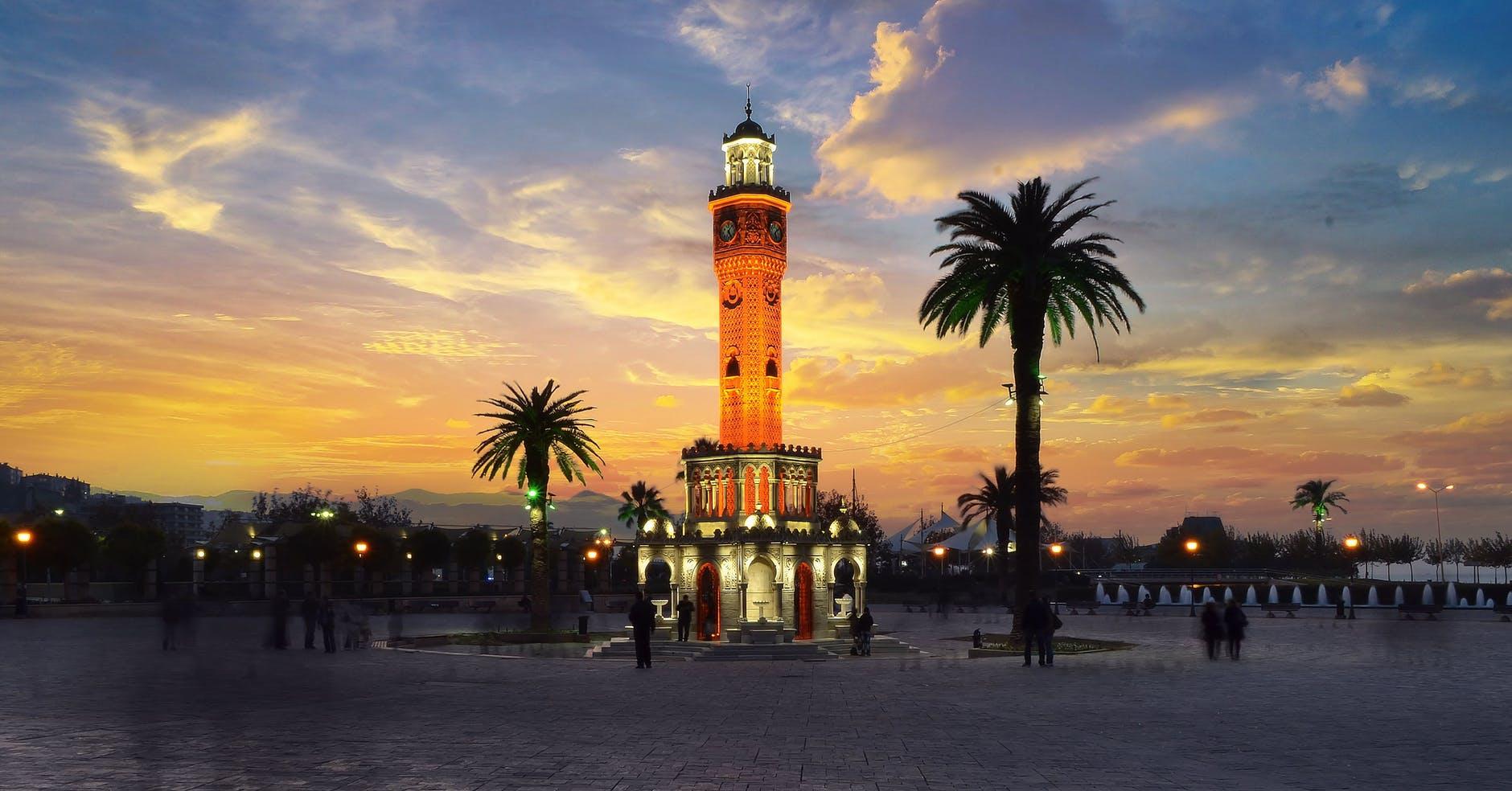İzmir'de Ailecek Yapılabilecek Aktiviteler